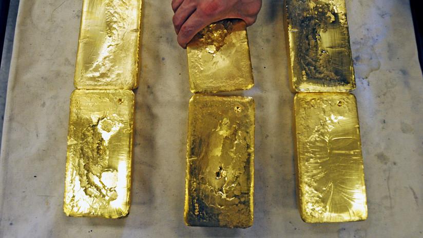 De barrendero a millonario: encontró 7 kilos de oro en un tacho