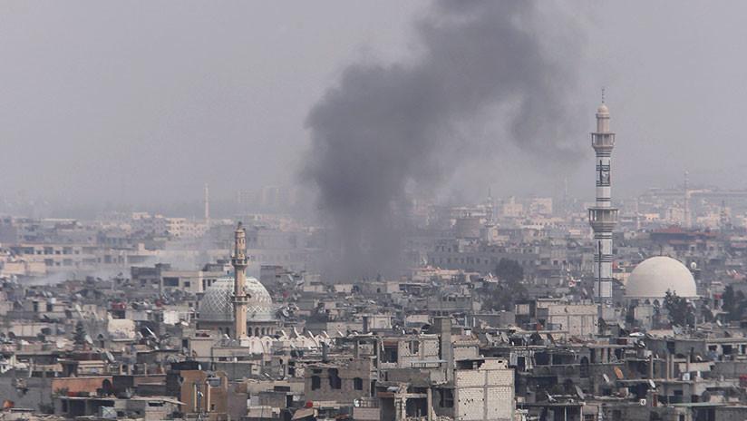 """Reino Unido admite que su ataque en Siria contra el EI abatió """"involuntariamente"""" a un civil en moto"""