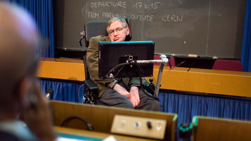 Desafiando el 'multiverso': Publican la última teoría de Stephen Hawking sobre el Big Bang