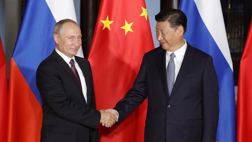 """""""Rusia y China: La pesadilla cumplida de EE.UU."""""""