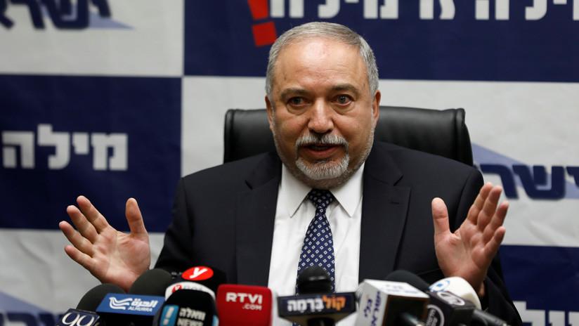 """Ministro de Defensa de Israel: """"El programa nuclear iraní fue congelado para sacar provecho"""""""