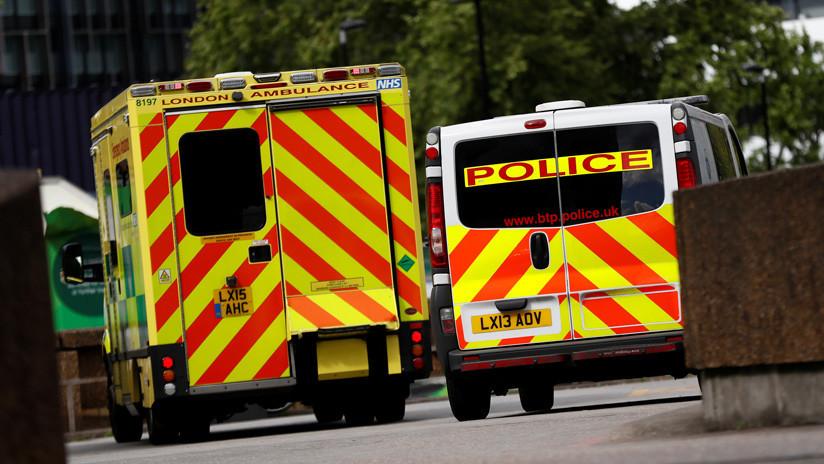 VIDEO: Múltiples lesionados tras explosión de una 'bola de fuego' en celebración judía en Londres