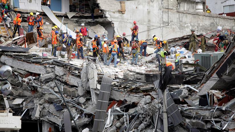 Huracanes, volcanes y terremotos: En 5 años México ha sufrido numerosos desastres naturales