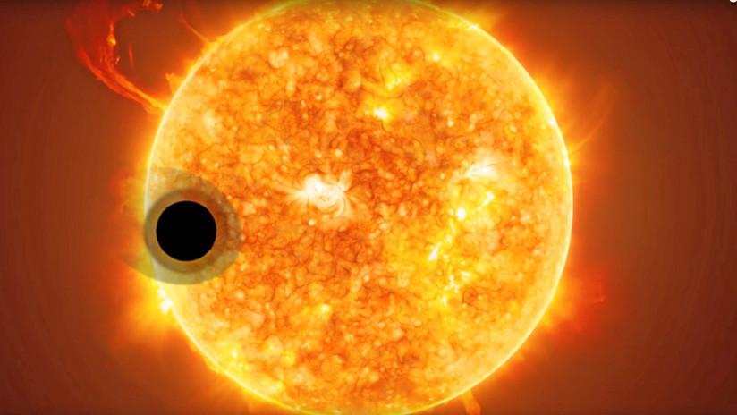 """""""Una coincidencia muy feliz"""": Detectan por primera vez helio en un exoplaneta"""