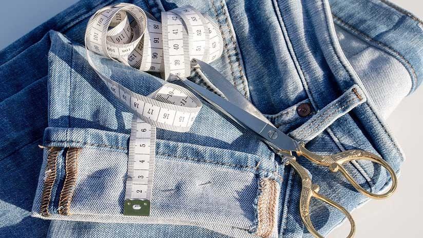 Los 'jeans' que divideron la Red: 168 dólares por unos bolsillos con hilachas de tejano (FOTOS)