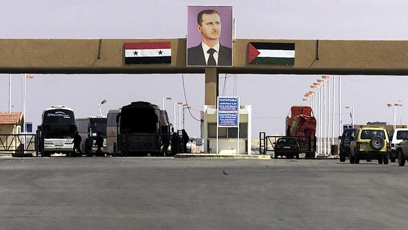 Entrenan en Siria a una nueva partida de milicianos en la región controlada por EE.UU.