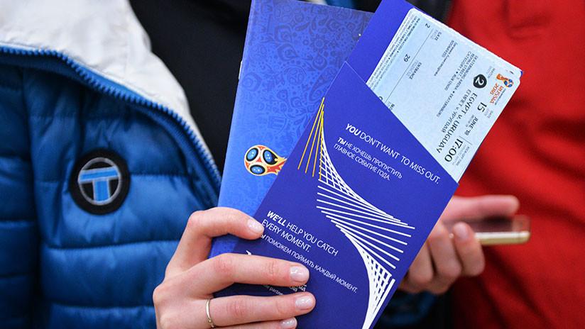 Colombia, México y Argentina, entre los cinco países que más entradas del Mundial han comprado