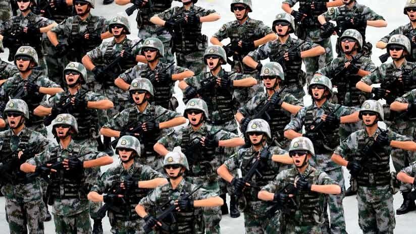 EE.UU. alerta a sus pilotos en la base de Yibuti sobre el uso de láseres por parte de China