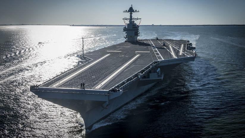 Dos fotos que demuestran cuál es el valor real de los portaviones en una guerra naval