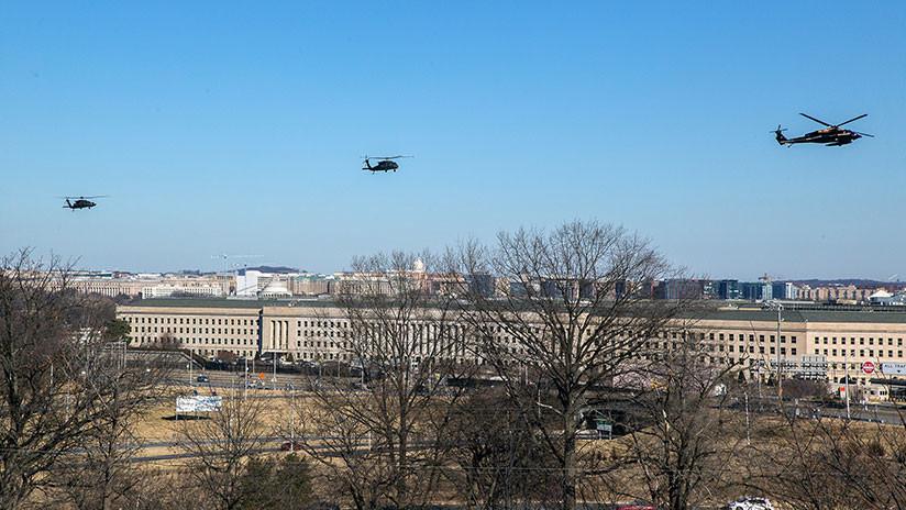 El Pentágono revela el tamaño de su contingente en Irak