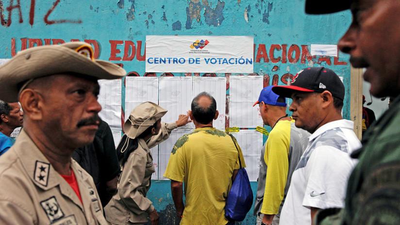 'Ciudadanos del mundo' exigen información equilibrada sobre las presidenciales de Venezuela