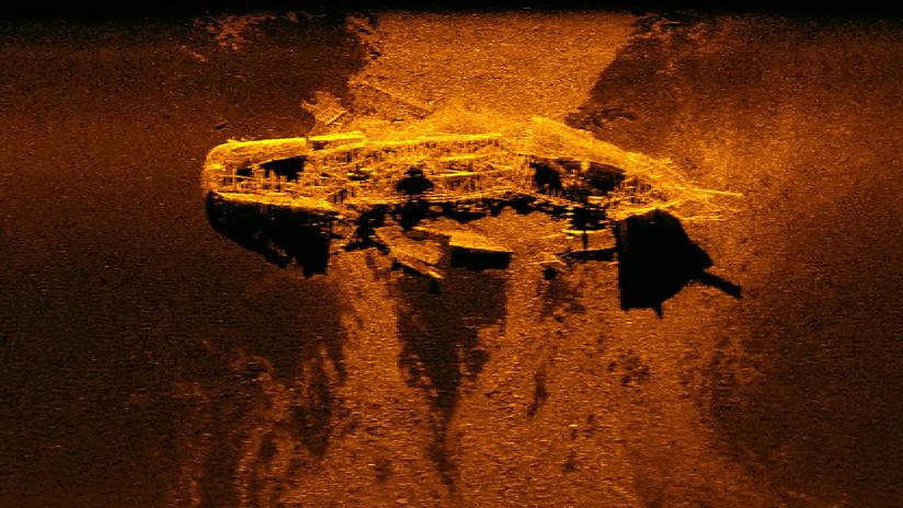 FOTO: La búsqueda del MH370 arroja luz sobre la desaparición de varios buques del siglo XIX