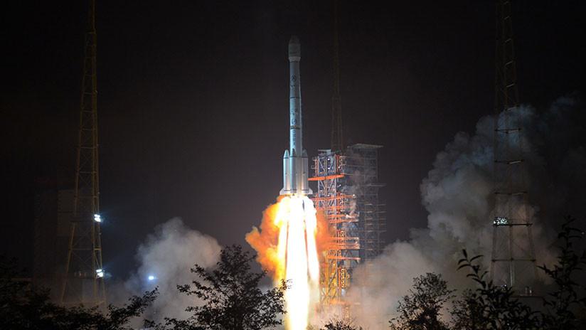 China anuncia el desarrollo de un nuevo cohete recuperable