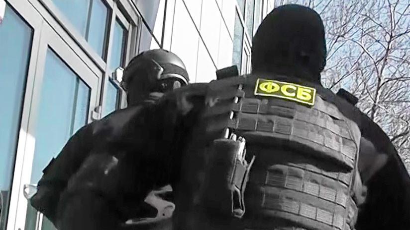 Detienen en Yaroslavl a cinco miembros de EI que querían organizar ataques terroristas en Rusia
