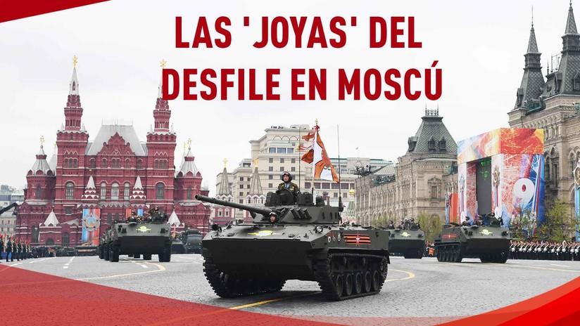 De robots a misiles hipersónicos: Las 'joyas' rusas que deslumbrarán en el desfile de la Victoria