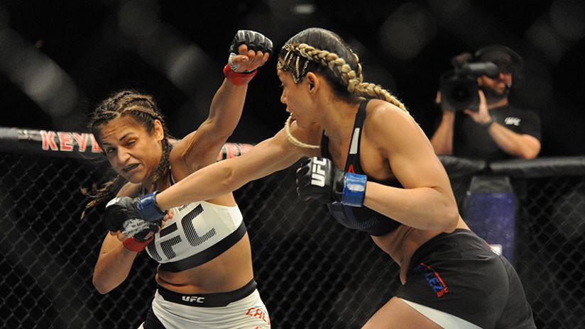 VIDEO: Dos luchadoras se enfrentan en el pesaje previo a su pelea