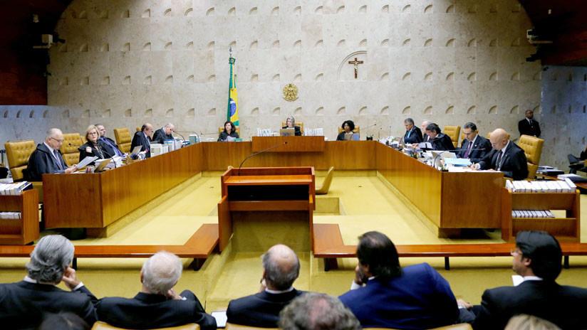 Juicio electrónico: Tribunal Supremo de Brasil analiza recurso que podría dar libertad a Lula