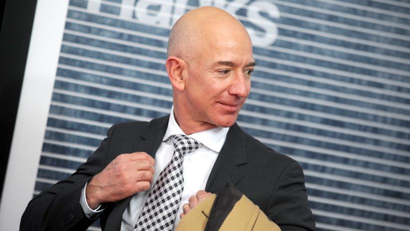 Conductor de Amazon roba el perro de un cliente y Jeff Bezos hace que se lo devuelvan