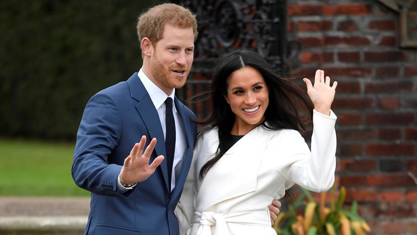 Sepa quién es 'gente común' y quién 'celebridad' en la transmisión de la boda del Príncipe Harry
