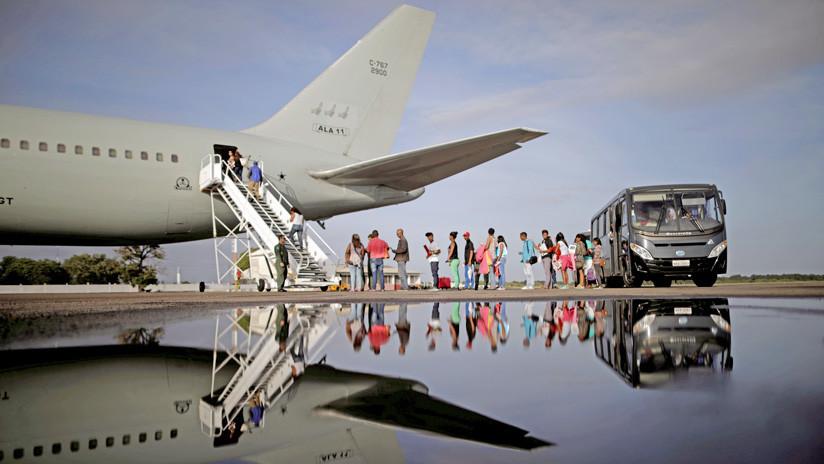 Fuerza Aérea de Brasil toma cartas ante la creciente inmigración venezolana