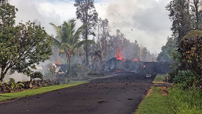 VIDEOS: Hawái tiembla por un terremoto de magnitud 6,9