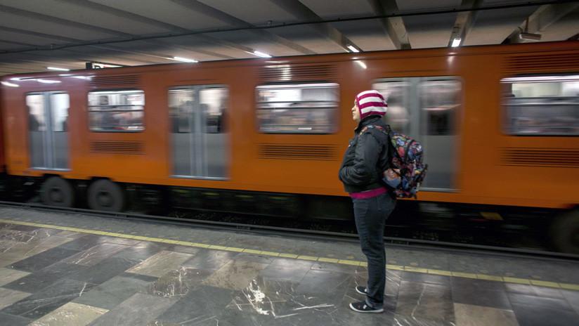 Revelan cuál es la estación de metro de la Ciudad de México que más vidas se cobra