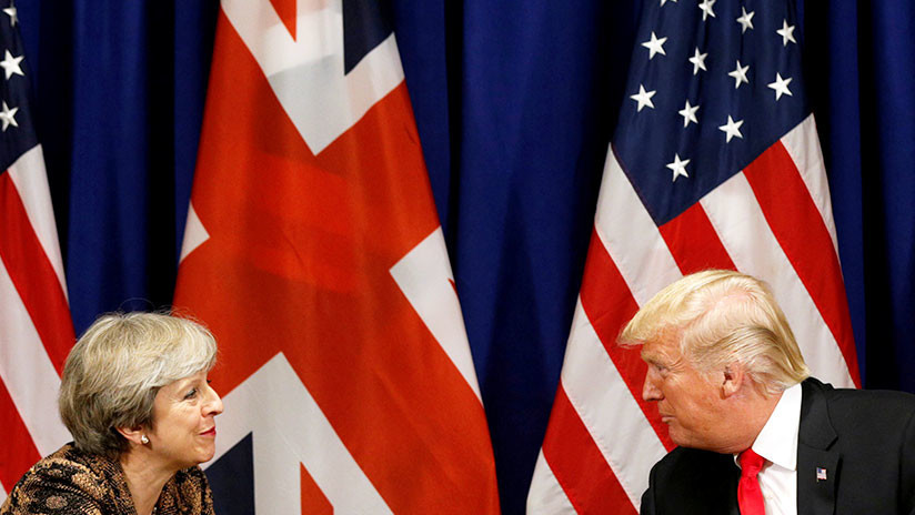 """Trump no se toma en serio a Macron, a May ni a Merkel"""
