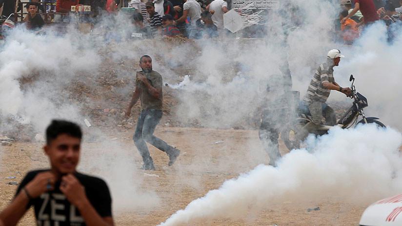 Se registra una explosión en la Franja de Gaza