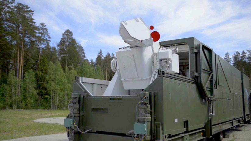Militares rusos revelan cuándo mostrarán al público su nuevo sistema láser de combate