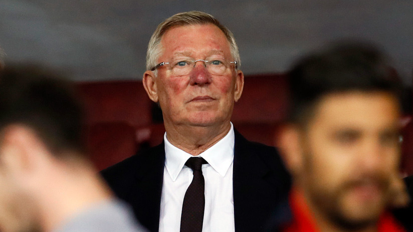 Operan de urgencia al extécnico del Manchester United, Alex Ferguson, por una hemorragia cerebral