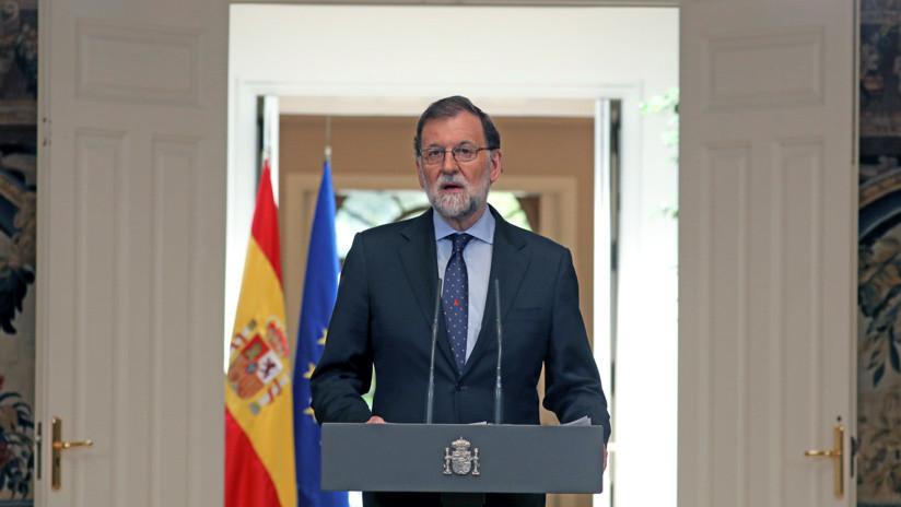 VIDEO: El alborotado recibimiento a Mariano Rajoy en Alicante (con abucheos y campanas)
