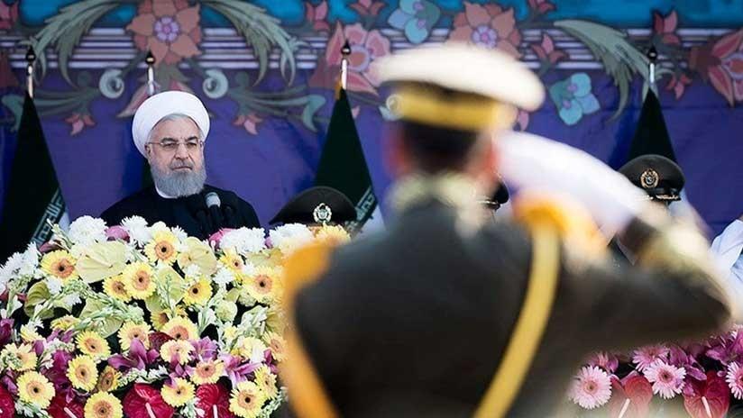"""Irán afirma que EE.UU. se arrepentirá """"como nunca antes"""" si abandona el acuerdo nuclear"""