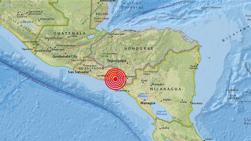Dos terremotos de magnitud 5,2 sacuden El Salvador