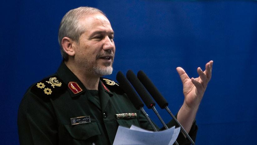 Irán acusa a EE.UU. de trasladar terroristas del Estado Islámico a Afganistán