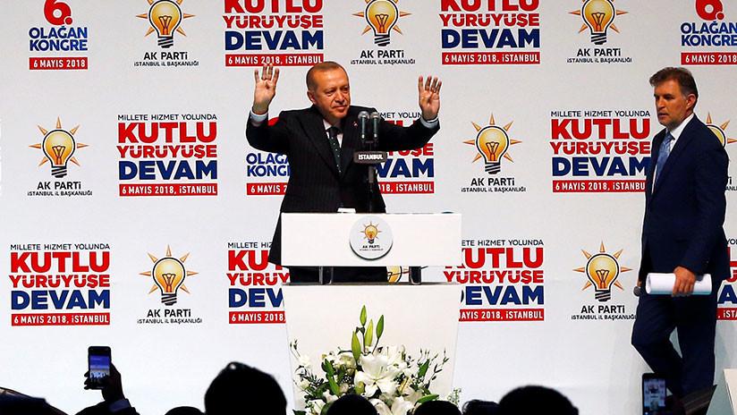 Erdogan anuncia que Turquía lanzará nuevas operaciones militares transfronterizas