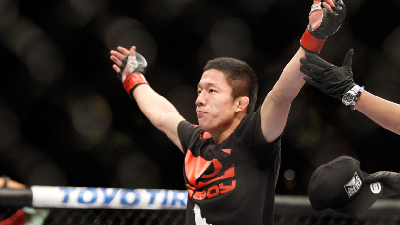VIDEO: Un luchador japonés de MMA noquea a su rival estadounidense en solo 9 segundos