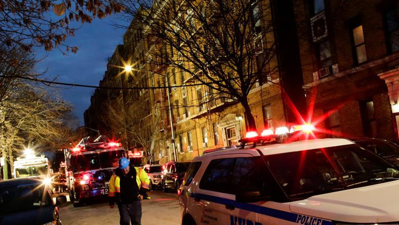 EE.UU.: Varios heridos luego de que un auto embistiera un restaurante (FOTO, VIDEOS)