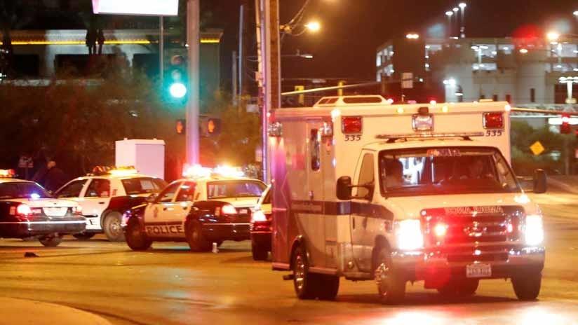 EE.UU.: Una camioneta choca contra un avión en el aeropuerto de Baltimore-Washington (FOTO)