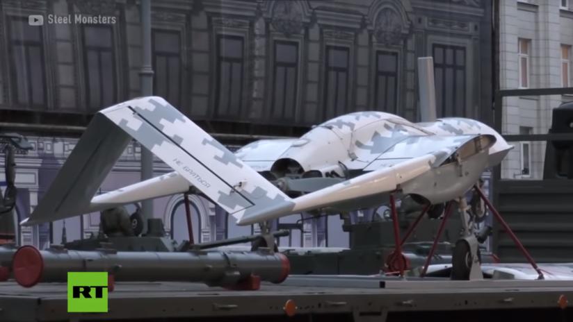 VIDEO: Sorprendentes drones rusos se preparan para su debut en el Día de la Victoria