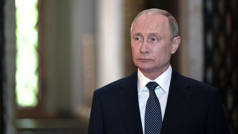 Putin firma un decreto sobre los objetivos estratégicos del desarrollo de Rusia