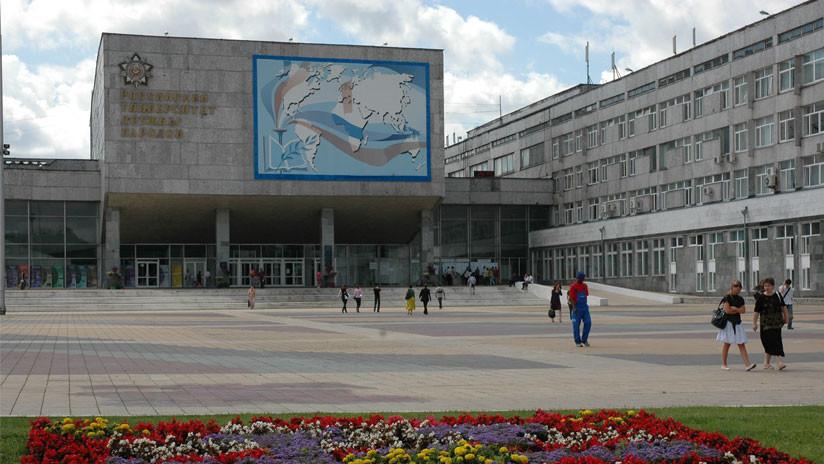 La universidad rusa RUDN acoge a miles de extranjeros en medio de las sanciones económicas