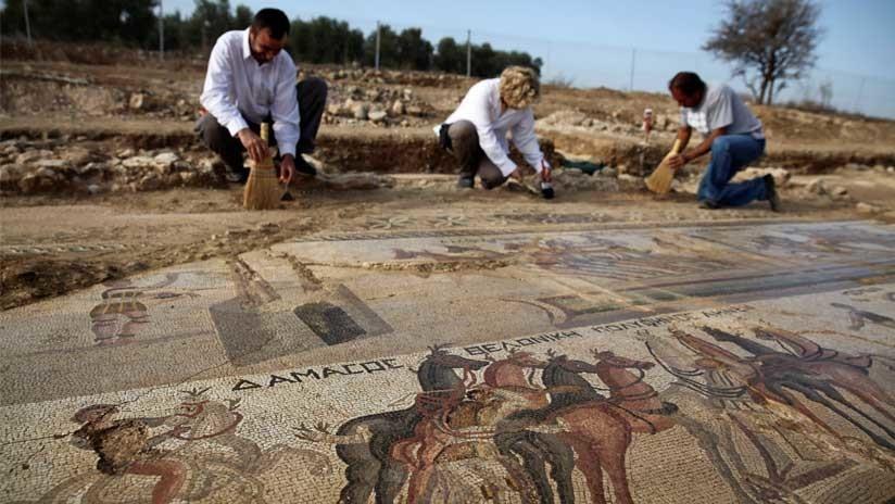 Descubren textos ocultos en fragmentos 'vacíos' de los Rollos del Mar Muerto (FOTOS)
