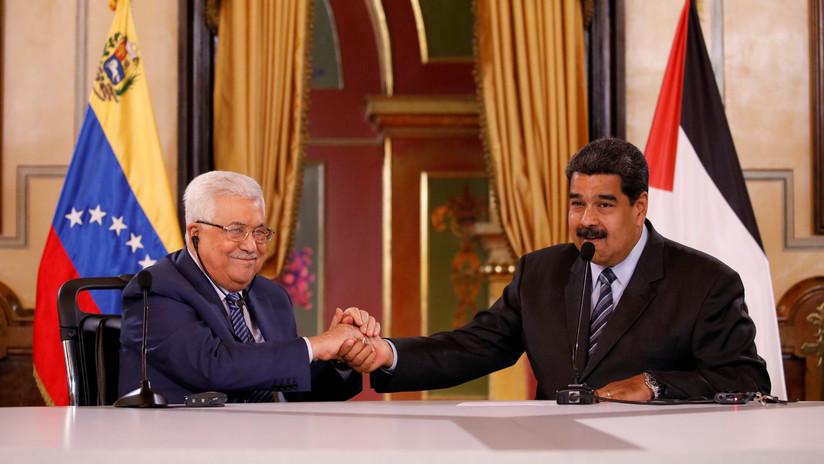 Venezuela aportará 20 millones de petros para crear fondo binacional con Palestina