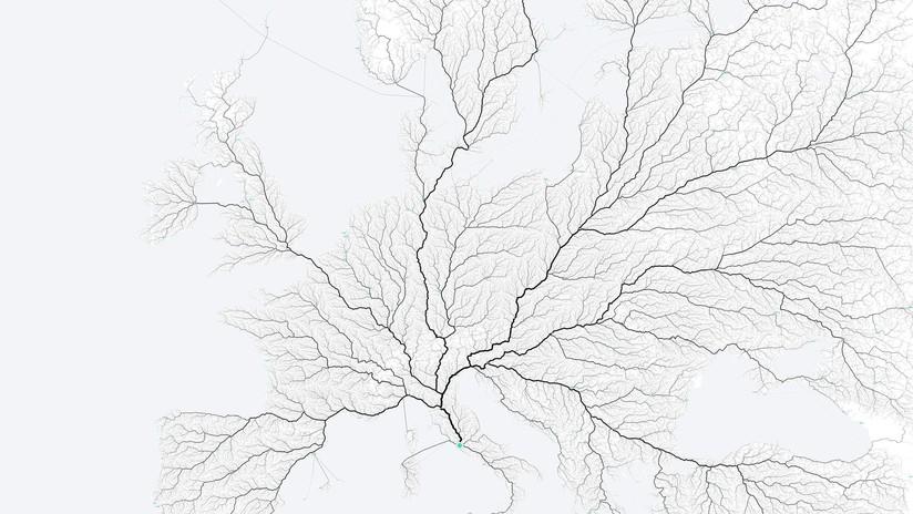 ¿Todos los caminos conducen a Roma? Un estudio intenta comprobar si es así y esta es su conclusión