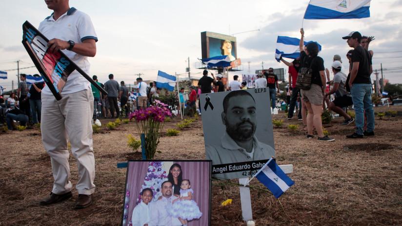FOTOS: Detienen a los presuntos asesinos del periodista nicaragüense Ángel Gahona