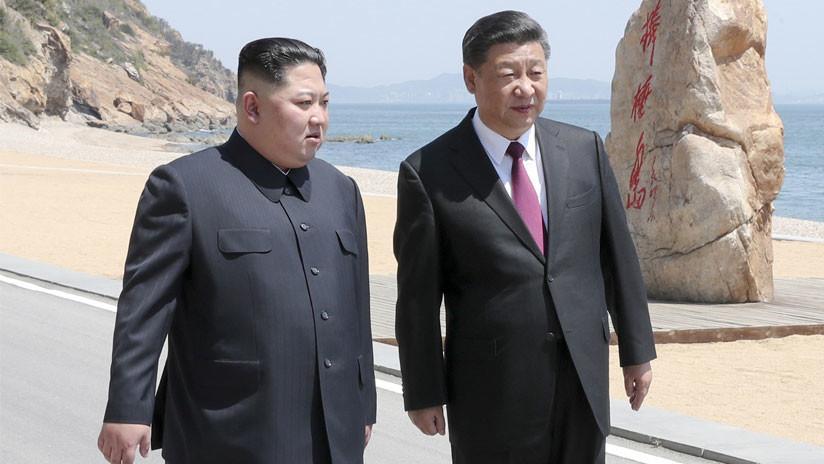 """Kim Jong-un: """"Pionyang no necesita armas nucleares si las partes interesadas rechazan la hostilidad"""""""