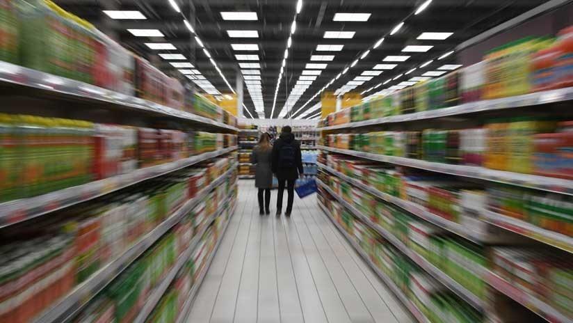 Rusia: Un ladrón 'hipnotiza' a las cajeras de un supermercado y se lleva dinero en efectivo