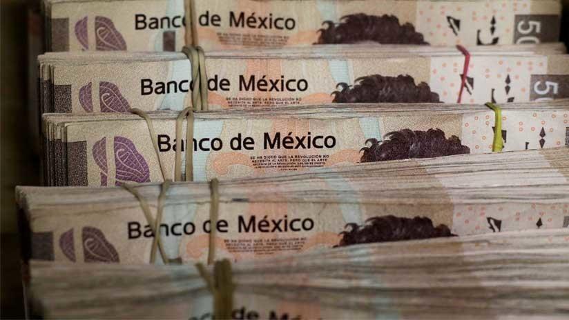 Devaluación Dólar Supera Los 20 Pesos Mexicanos En Bancos