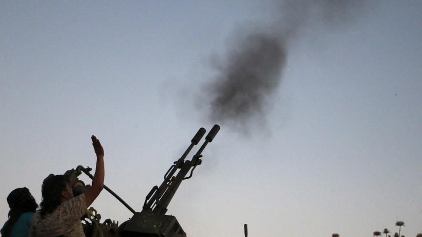 La defensa antiaérea siria derriba dos misiles lanzados por Israel al sur de Damasco