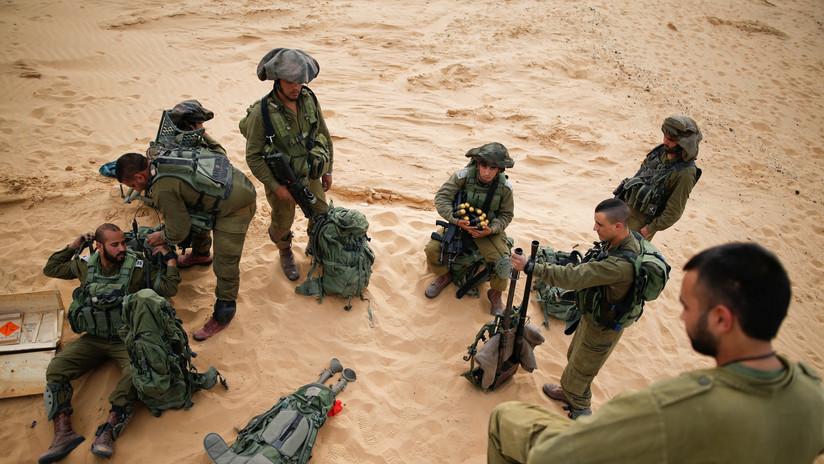 Israel sufre ataque iraní contra sus bases en los Altos del Golán